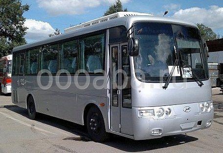 характеристики двигателя автобуса hyundai aerospace