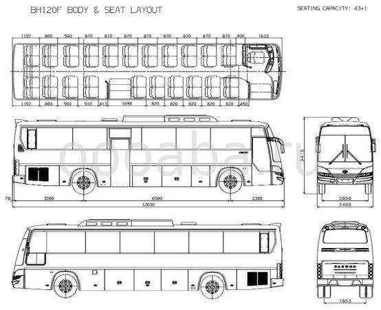 Схема BH120F